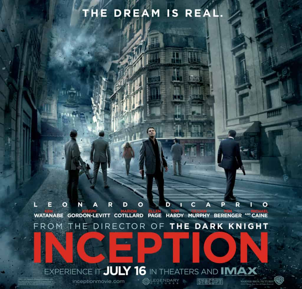 Watchseries Watch Inception 2010 online, free Dailymotion
